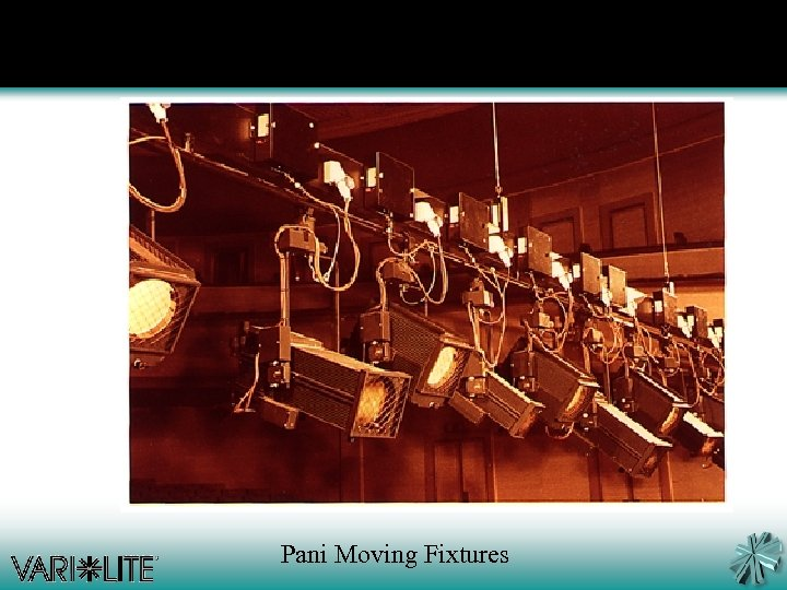 Pani Moving Fixtures