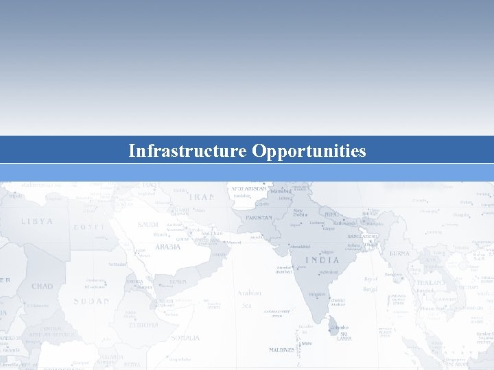 Infrastructure Opportunities