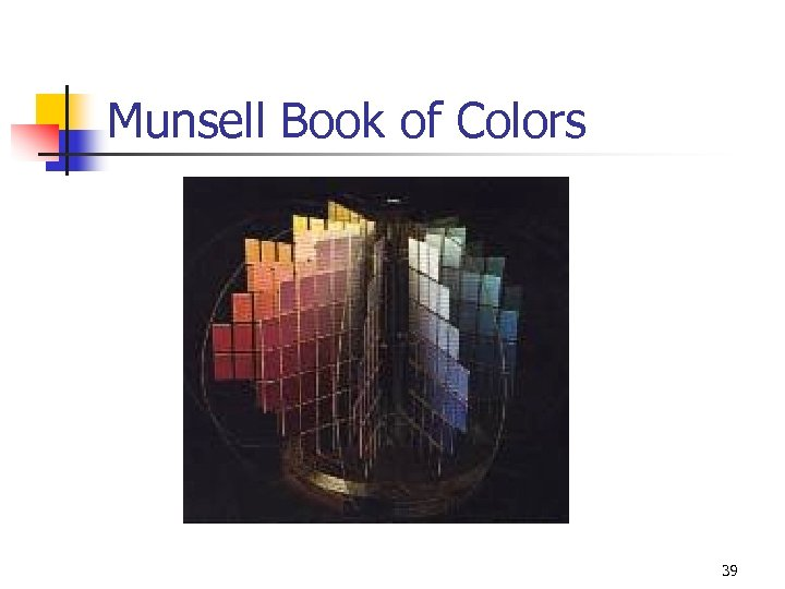 Munsell Book of Colors 39