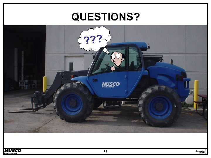 QUESTIONS? ? 73