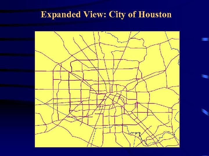 Expanded View: City of Houston