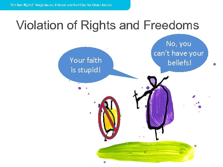 """""""It's Not Right!"""" Neighbours, Friends and Families for Older Adults Violation of Rights and"""