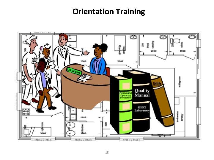 Orientation Training 15