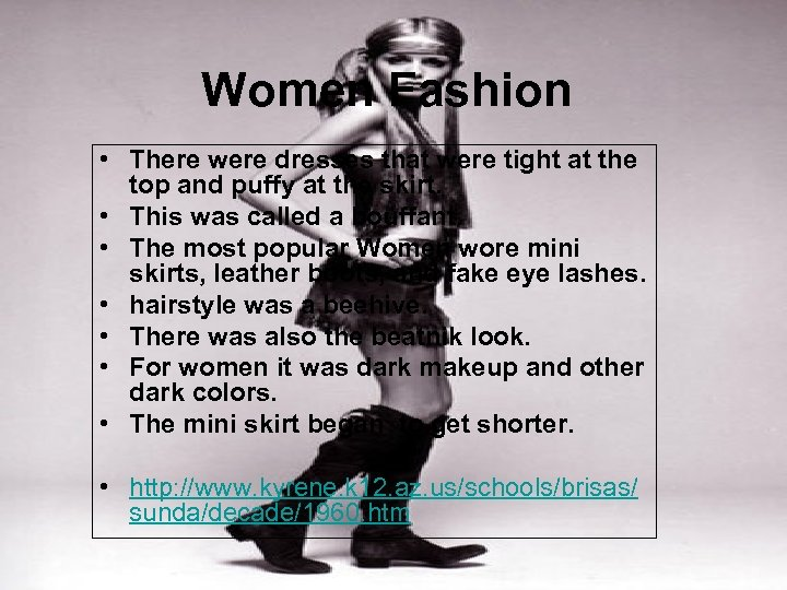 Women Fashion • There were dresses that were tight at the top and puffy