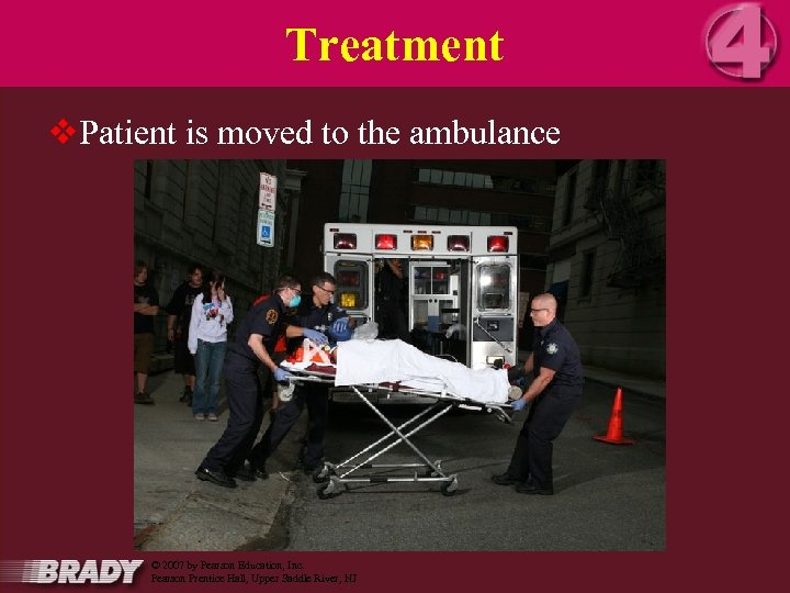 Treatment v. Patient is moved to the ambulance 16 March 2018 Orange County EMS