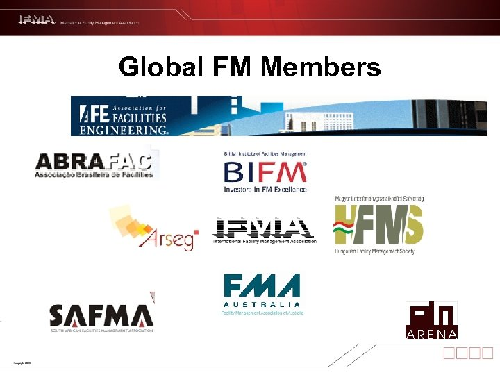 Global FM Members