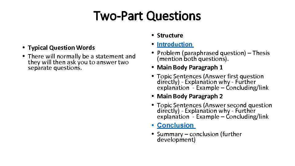 can you ask a question in a thesis statement To get to your final thesis, you'll need to refine your draft thesis so that it's specific and arguable ask if your draft thesis addresses the assignment question each part of your draft thesis clarify vague phrases and assertions investigate alternatives to your draft thesis consult the example.