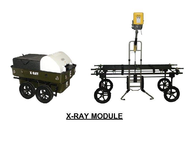 X-RAY MODULE