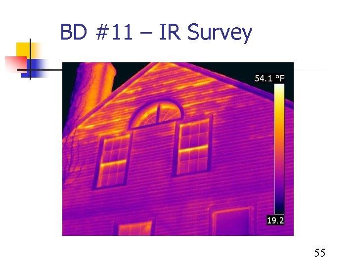 BD #11 – IR Survey 55