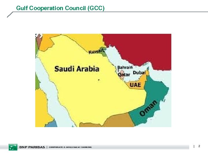 Gulf Cooperation Council (GCC) 2