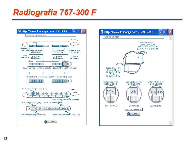Radiografia 767 -300 F 13