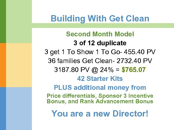 Building With Get Clean Second Month Model 3 of 12 duplicate 3 get 1
