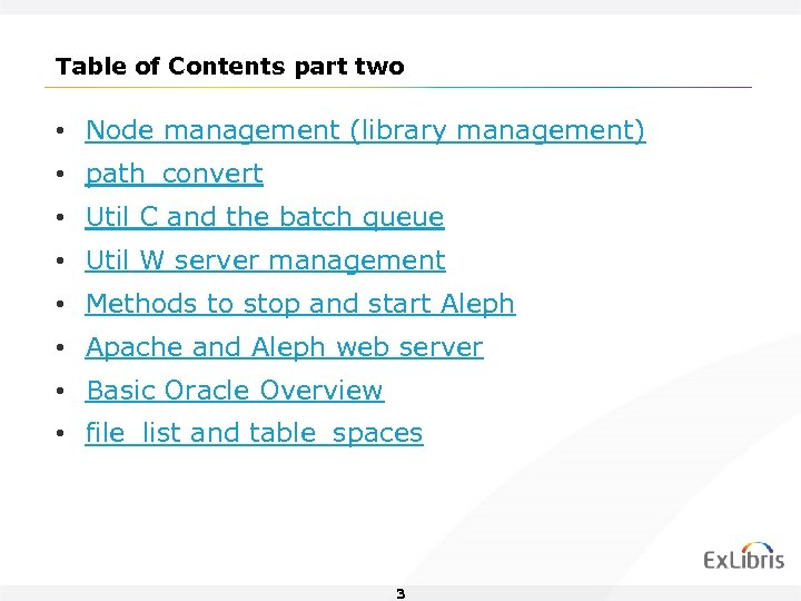 Table of Contents part two • Node management (library management) • path_convert • Util