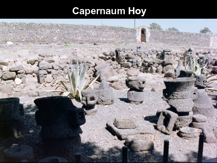 Capernaum Hoy
