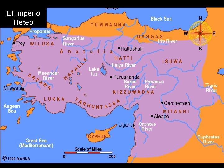 El Imperio Heteo Hittite Empire