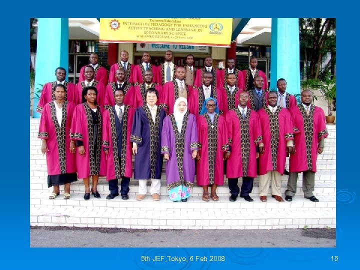 Master of Education in ICT for Indonesian Teacher Trainers with Universiti Kebangsaan Malaysia 17