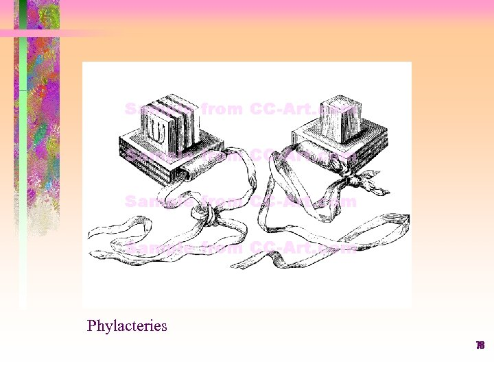 Phylacteries 78