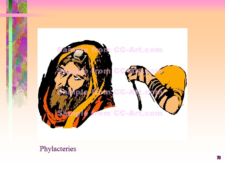 Phylacteries 79