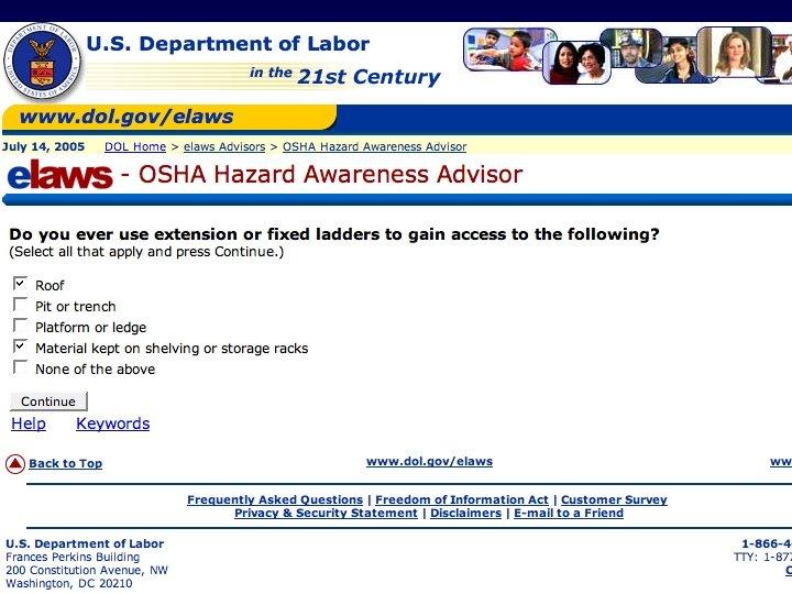 Hazard Awareness Advisor Inquiries © 2002 -9 Franz J. Kurfess Expert System Examples 56