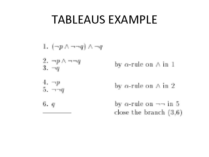 TABLEAUS EXAMPLE