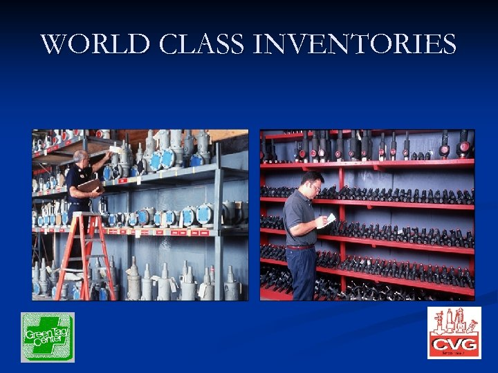WORLD CLASS INVENTORIES