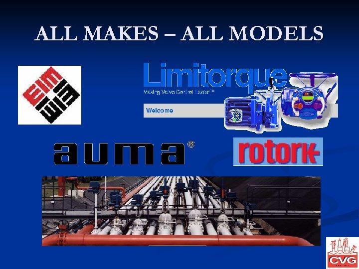 ALL MAKES – ALL MODELS