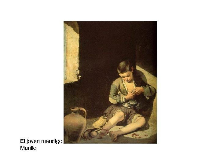 El joven mendigo Murillo