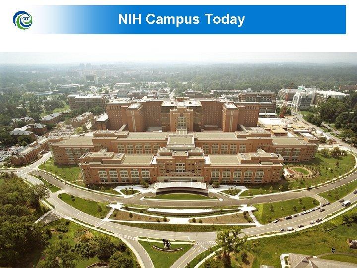 NIH Campus Today 5
