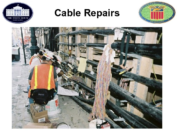 Cable Repairs