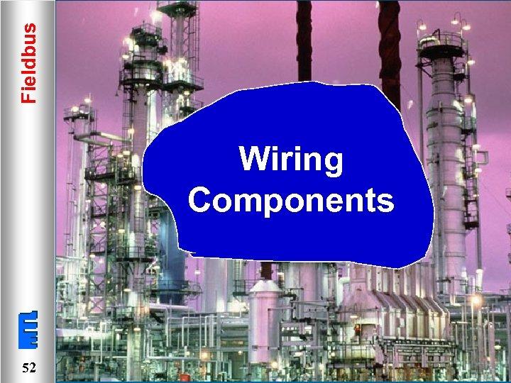 Fieldbus Wiring Components 52