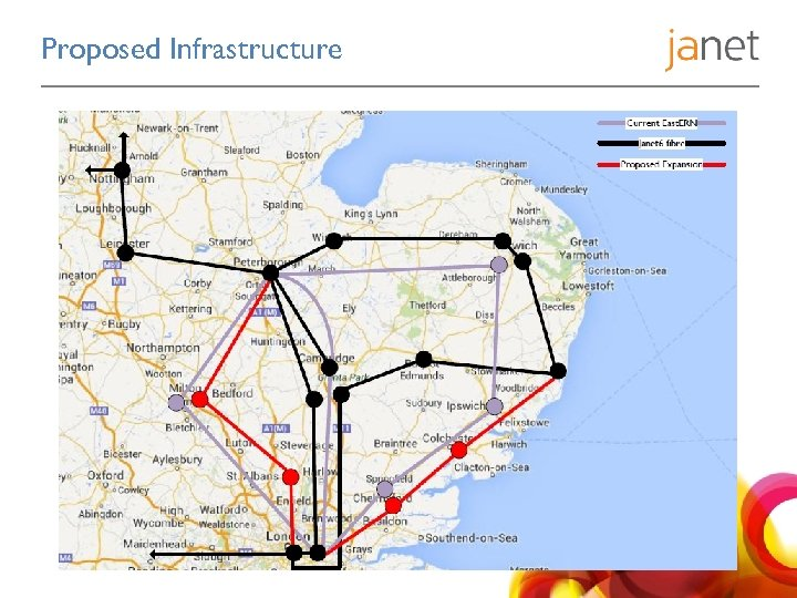 Proposed Infrastructure