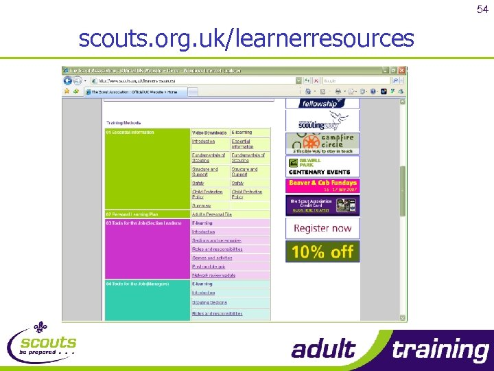 54 scouts. org. uk/learnerresources