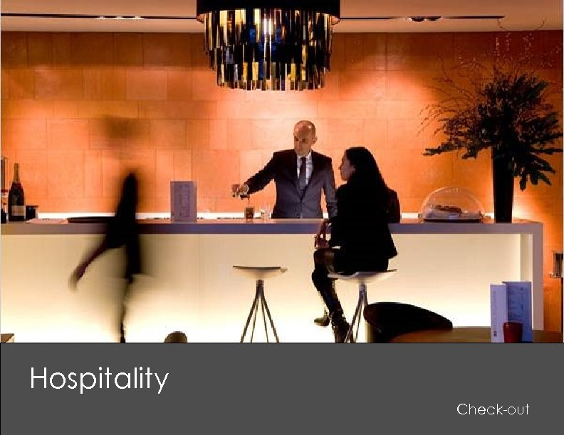 Hospitality Check-out