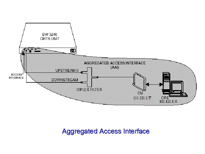 Aggregated Access Interface