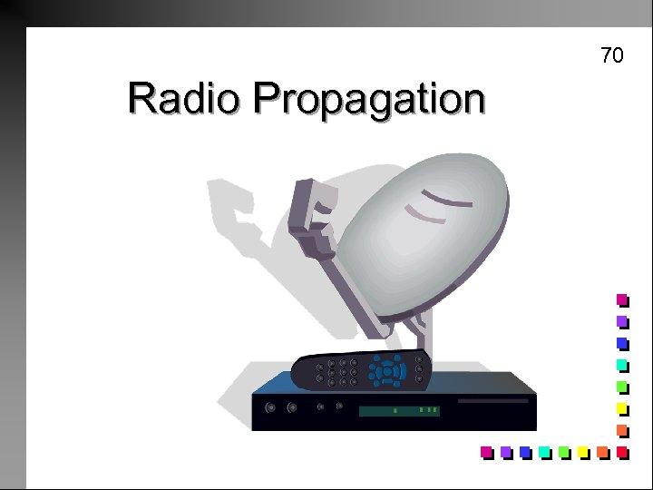 70 Radio Propagation