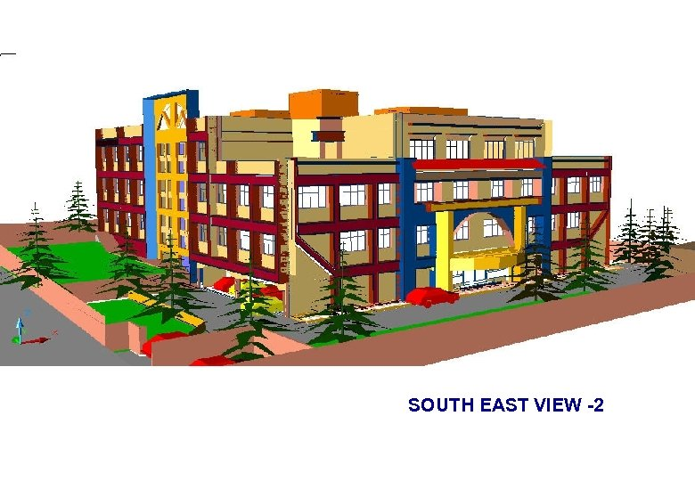 SOUTH EAST VIEW -2