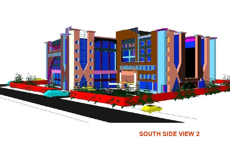 SOUTH SIDE VIEW 2