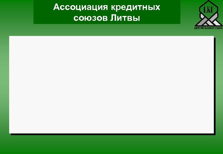 Ассоциация кредитных союзов Литвы