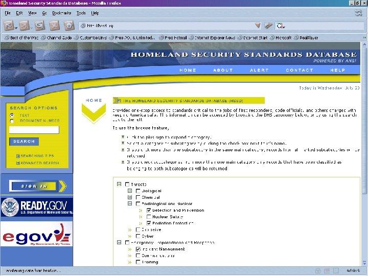 HSSP Plenary October 21, 2009 Slide 4