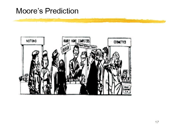 Moore's Prediction 17