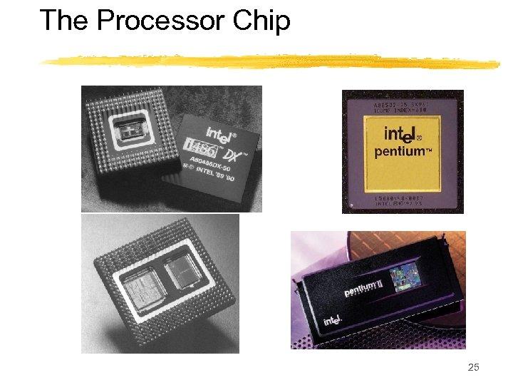 The Processor Chip 25