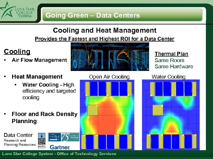 Going Green – Data Centers Cooling and Heat Management Provides the Fastest and Highest