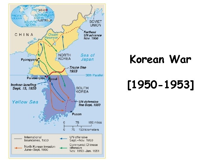 Korean War [1950 -1953]