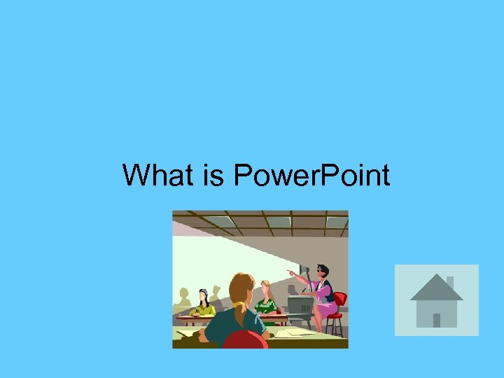 What is Power. Point