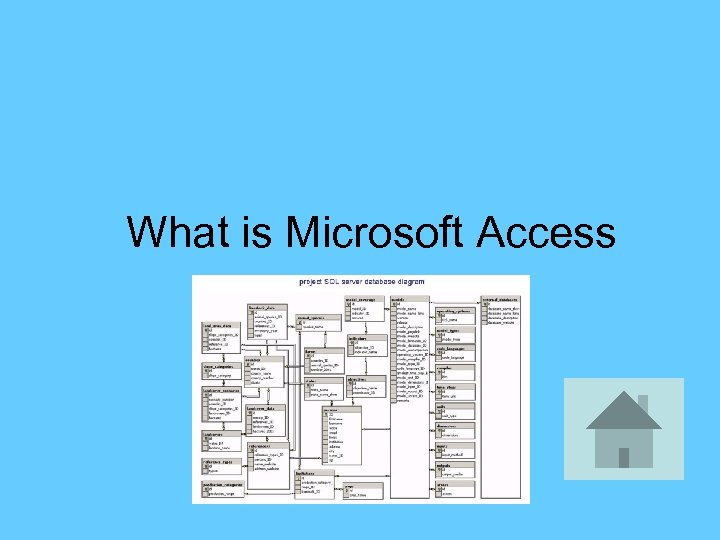 What is Microsoft Access