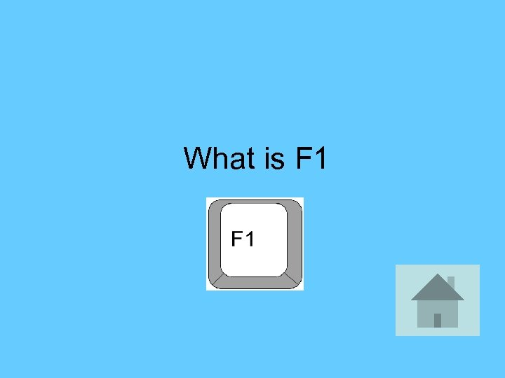 What is F 1