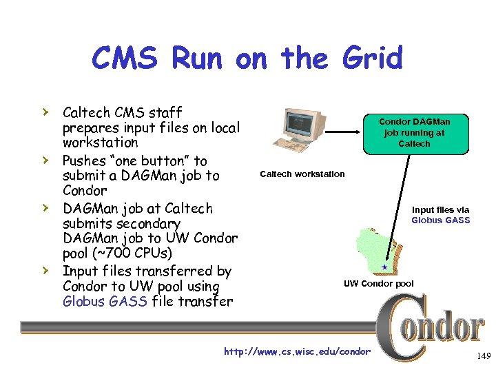 CMS Run on the Grid › Caltech CMS staff › › › prepares input