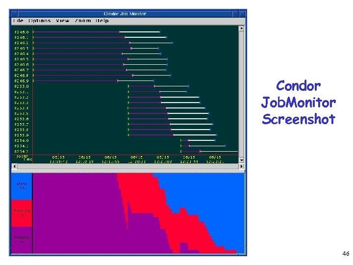Condor Job. Monitor Screenshot 46