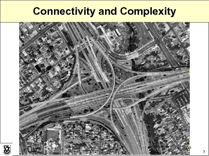 Connectivity and Complexity 3 3