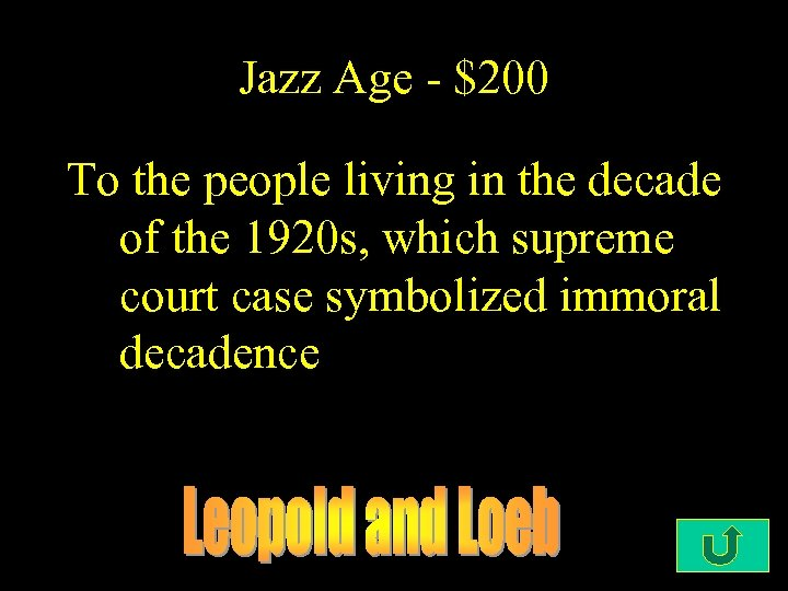Jazz Age - $200 To the people living in the decade of the 1920